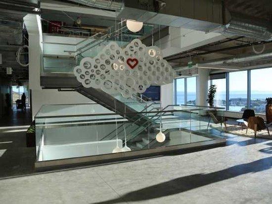让公司员工融合的好方法:不坐电梯走楼梯