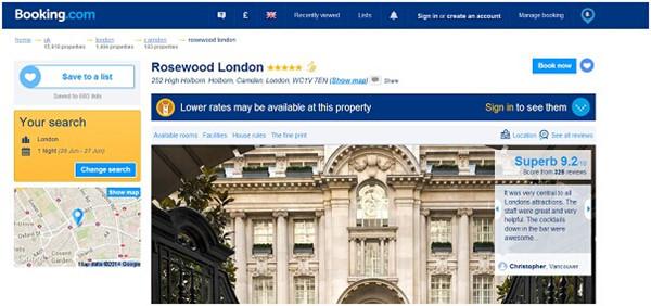 ,Microsoft,【How-To】向Booking.com学习设计最具说服力的商品页面