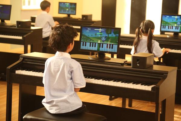 The ONE钢琴获千万美元融资,推智能钢琴教室,为音乐教育提供一站式解决方案