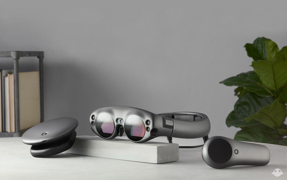 Magic Leap 终于发布首款混合现实眼镜,它究竟有多厉害?