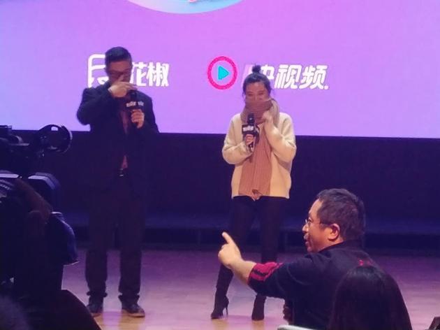 周鸿祎:王思聪介绍直播问答想让我投,结果我自己做了