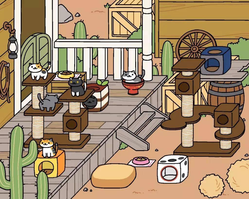 ps素材卡通古代房子
