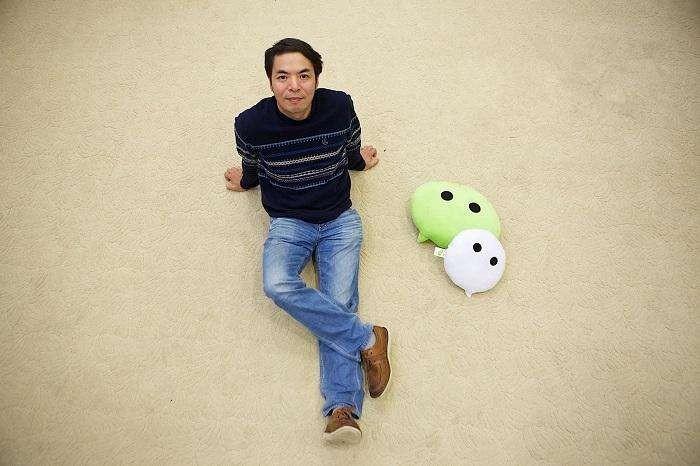 凤凰平台图片:汇丰在线 蔡崇信打球、刘炽平从政?马云和马化腾背后男人的对决
