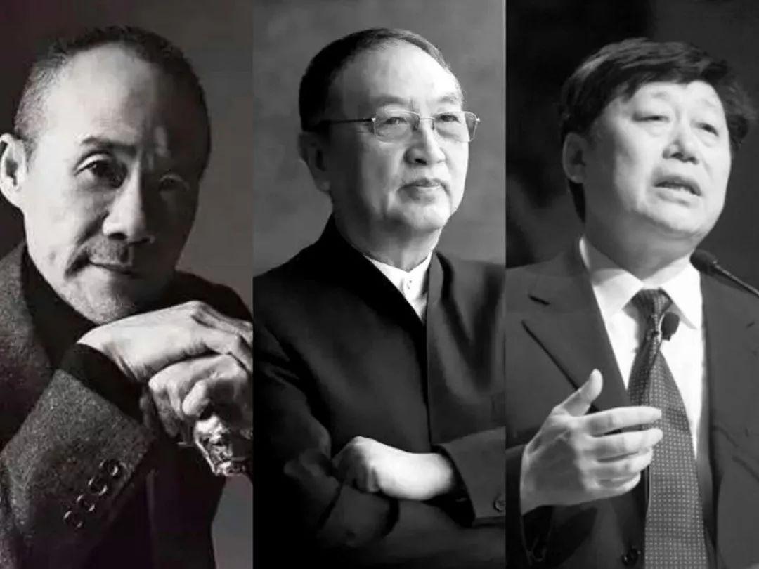 王石、柳传志、张瑞敏的1984